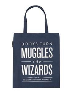 Tote Books Turn Muggles into Wizards