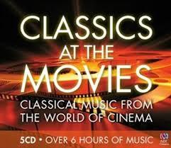 Classics at the Movies 5 CD set