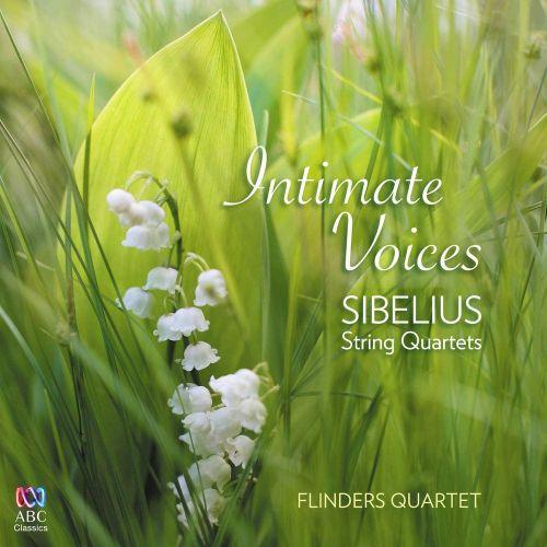 Intimate Voices - Sibelius String Quartets