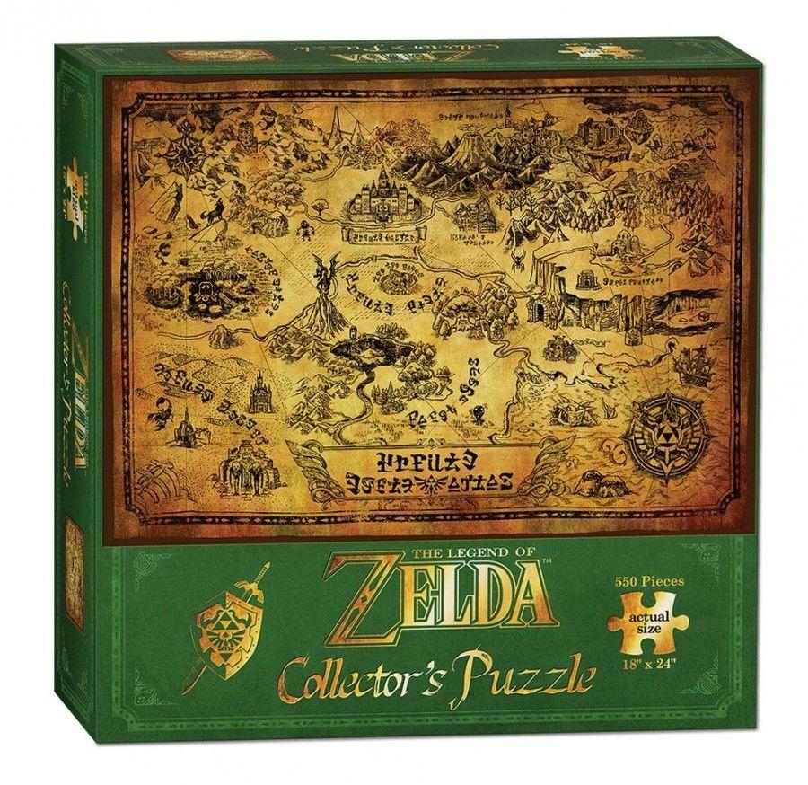 The Legend of Zelda Collectors Puzzle