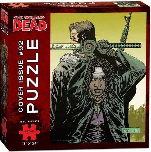 The Walking Dead Cover Art Issue 92 Puzzle