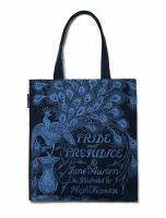 Tote Pride and Prejudice Navy