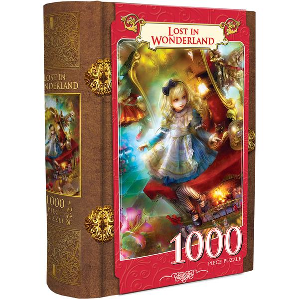 Lost in Wonderland Puzzle 1000pc