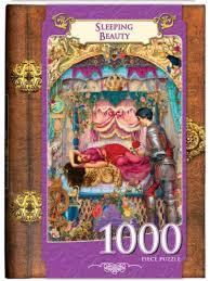 Sleeping Beauty Puzzle 1000pc