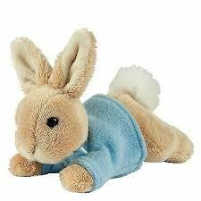 Peter Rabbit Lying Small 16cm