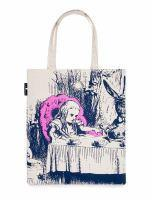 Tote Alice in Wonderland Out