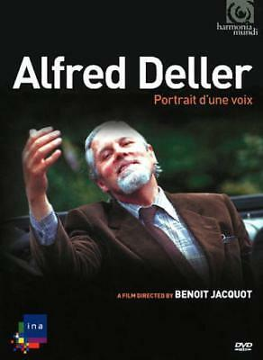 ALFRED DELLER PORTRAIT OF A VOICE CD & DVD