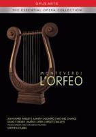 MONTEVERDI L'ORFEO THE ESSENTIAL OPERA COLLECTION