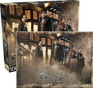 Fantastic Beasts 1 000 piece Puzzle
