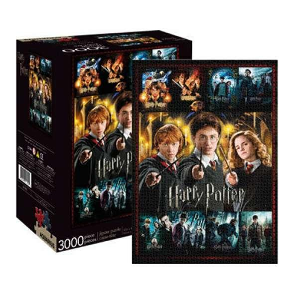 Harry Potter Movie Collection Puzzle 3000 pieces