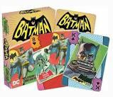 Batman TV Playing Cards Version 2