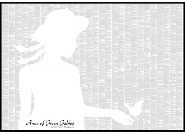 Anne of Green Gables spineless classic