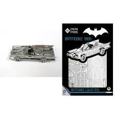 BATMAN 1966 BATMOBILE 3D METALLIC PUZZLE