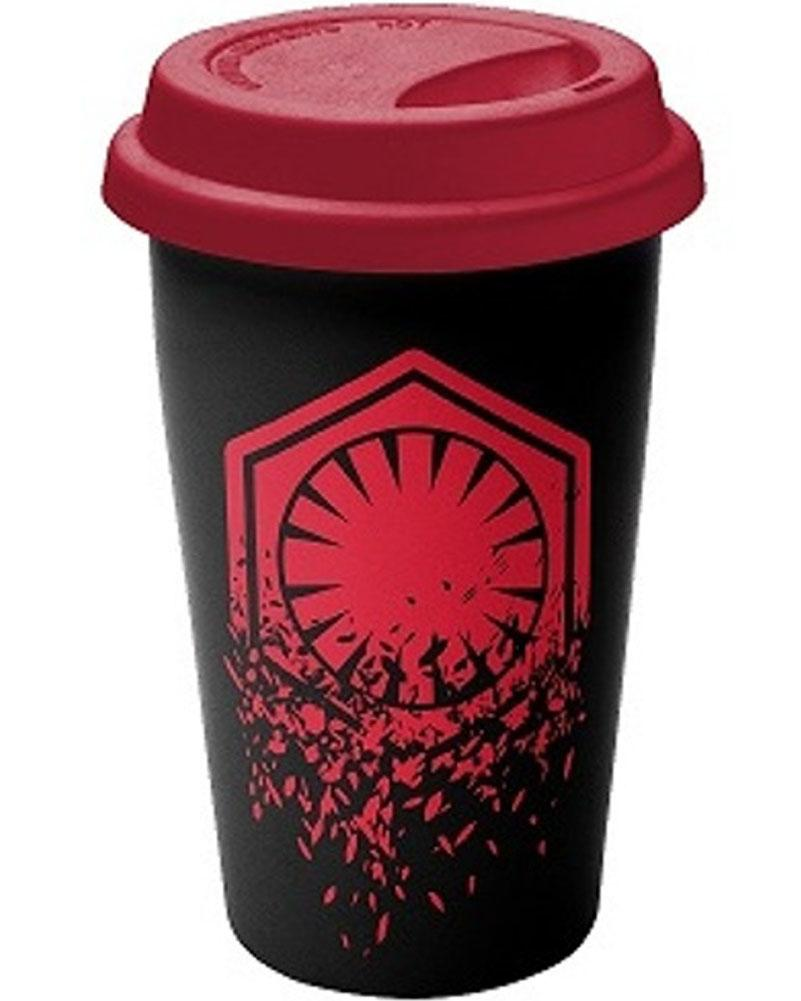THE FIRST ORDER TRAVEL MUG
