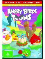 ANGRY BIRDS TOONS V2