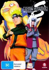 NARUTO SHIPPUDEN COLLECTION 8