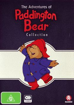 THE ADVENTURES OF PADDINGTON COLLECTION