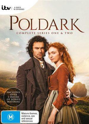 Poldark S1 and 2