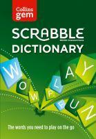Collins Gem Scrabble Dictionary The Words You Nee