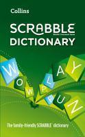 Collins Scrabble Dictionary [Third Edition]