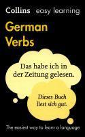 Collins Easy Learning German Verbs [Fourth Edition