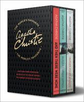 The World's Favourite Agatha Christie Books boxset