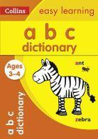 3-4 ABC Dictionary Collins Easy Learning