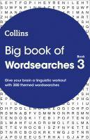 Big Book Of Wordsearches Book 3 300 Puzzles