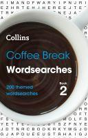 Coffee Break Wordsearches Book 2 200 Themed Words