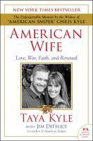 American Wife Love War Faith And Renewal