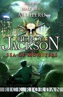 Percy Jackson and the Sea of Monsters #2