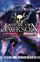 Percy Jackson and the Battle of the Labyrinth #4