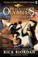 Lost Hero Heroes of Olympus The Graphic Novel Th