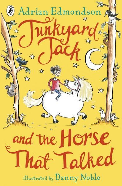 Junkyard Jack and the Horse That Talks #2
