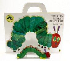 Very Hungry Caterpillar - Giant board book and toy