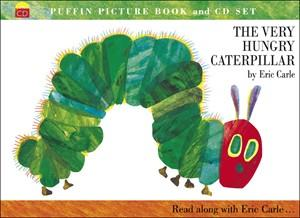 VERY HUNGRY CATERPILLAR BK & CD