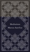 Meditations Design by Coralie Bickford-Smith