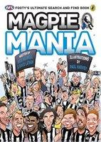 AFL Magpie Mania Footys Search and Find