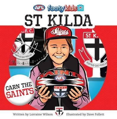 AFL Footy Kids St Kilda