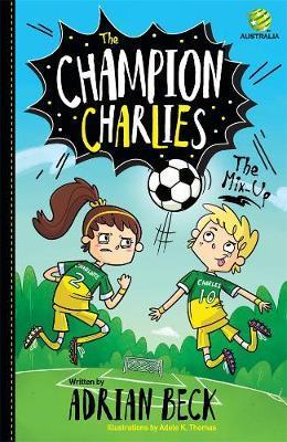 Champion Charlies 1 The Mix-Up The