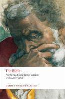 The Bible ( Authorized King James Version )