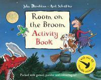 Room on the Broom Activity Book The