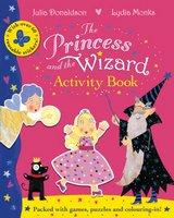 Princess and The Wizard Activity Book