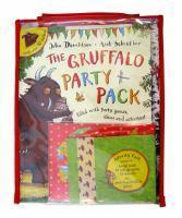 GRUFFALO PARTY PACK THE