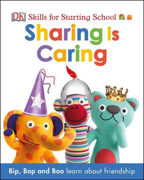 Sharing is Caring Skills for Starting School