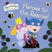 Ben And Holly's Little Kingdom Superheroes Board