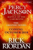 Battle Of The Labyrinth The Graphic Novel (Percy