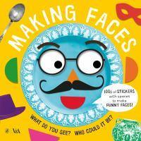 Making Faces A Sticker Book