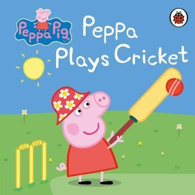 Peppa Pig Peppa Plays Cricket