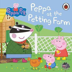 Peppa Pig Peppa At The Petting Farm